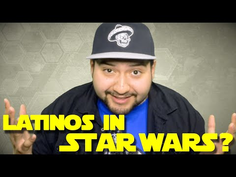 Today in Mexcellence: Latinos in Star Wars?
