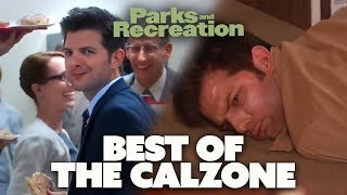 Best Of CALZONE | Parks and Recreation | Comedy Bites