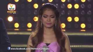 The Voice Cambodia - Final - ចំណងប្រាំប្រការ - ចំរើន សុភ័ក្ត្រ
