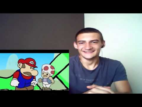mad Mad Mario 1-4 Reaction!!! video