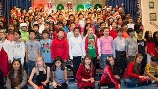 December 19, 2013 -- Longden Elementary School Holiday Program