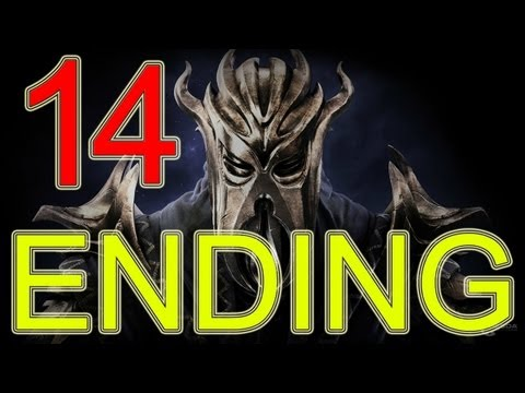 Skyrim Dragonborn Walkthrough - ENDING + FINAL BOSS HD Skyrim Dragonborn walkthrough part 14 dlc xbox