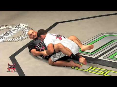 MMA Training: Triangle Choke with Greg Jackson Image 1