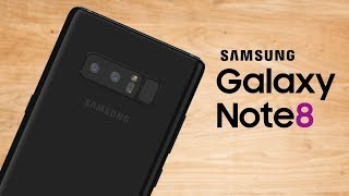 Galaxy Note 8 - Bixby Headset, Official Unveiling and More