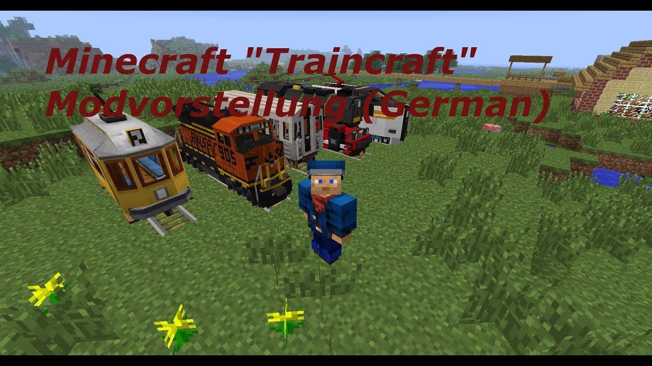 скачать мод traincraft для майнкрафт 1.7.2 #10