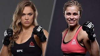 Miesha Tate Discusses Paige VanZant