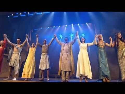 The Ten Commandments: A Musical video