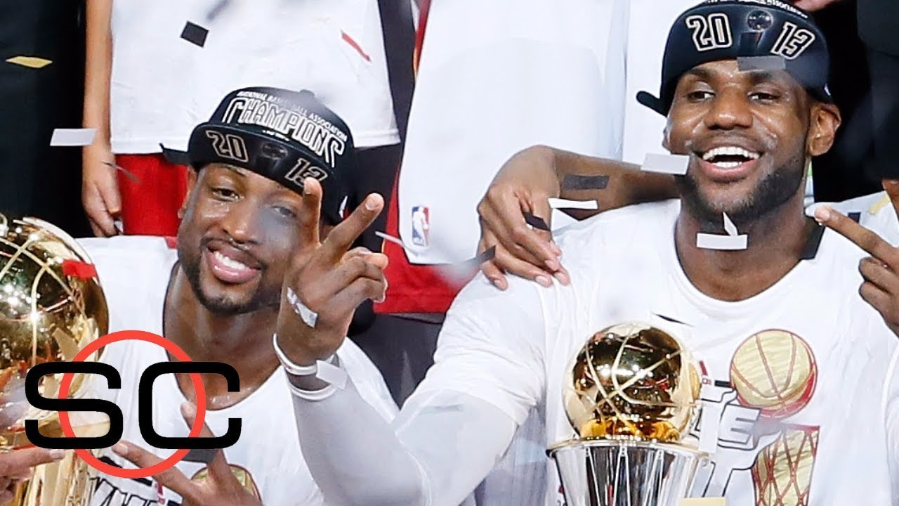 LeBron James and Dwyane Wade ultimate highlights | SportsCenter | ESPN