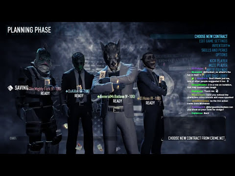[Payday 2] Death Wish - Safehouse Nightmare