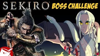 Artists Draw Sekiro Bosses (That They've Never Seen)