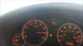 G35 Top speed 155m/h on salt