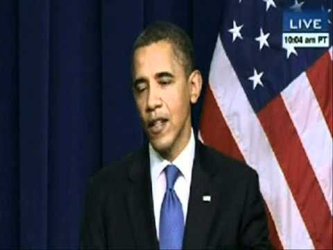 Obama wants Diplomats to survive because they're not Soldiers - Press Conference, Iraq, Maliki