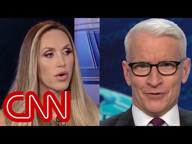 Lara Trump39s tone-deaf Germany comment lands on Anderson Cooper39s Ridiculist
