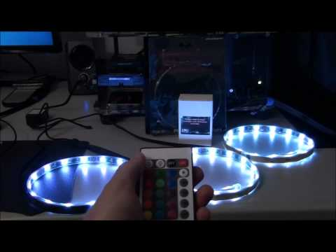 Phobya RC RGB PC Lighting System Review