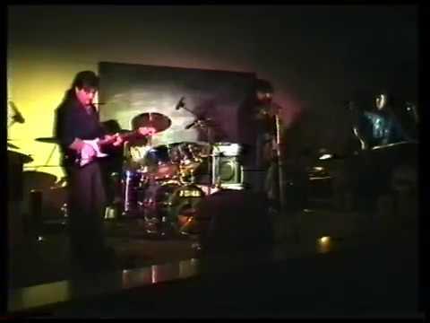 A Blues Mission zenekar koncertje 1991.