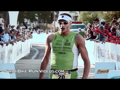 "Michael ""Michi"" Weiss 8th Place, 2011 Ironman Arizona"