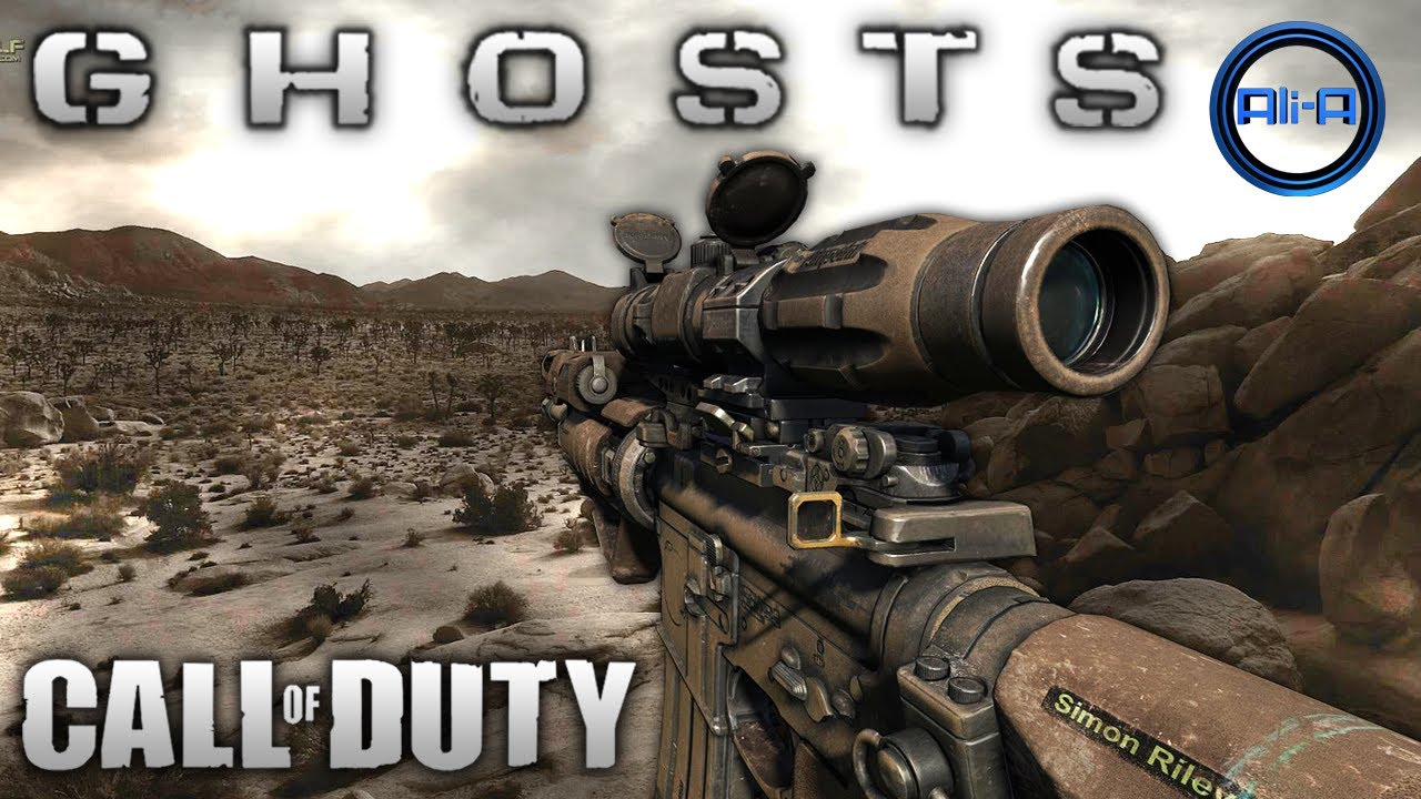 Call of duty ghosts ps4 amp xbox one graphics amp ghost gun quot leak