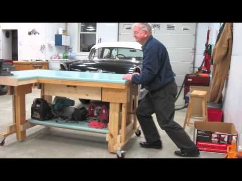 Moveable Workbench Youtube