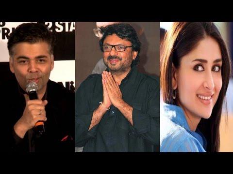 Kareena Kapoor and Karan Johar make a dig at Sanjay Leela Bhansali! - Scoop of the day!