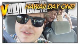 vLogdotzip: CRAZY CAB DRIVER! Hawaii Vlog w/ SkyDoesMinecraft (1)