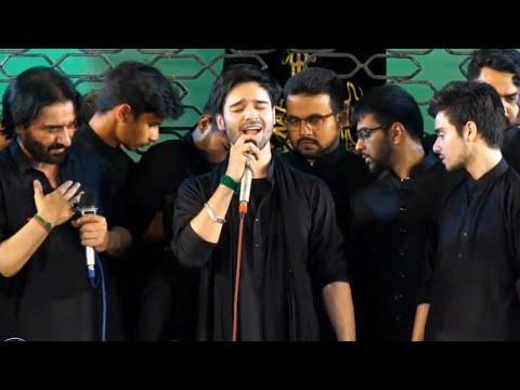 Nadeem Sarwar | Ali Shanawar  | Ali jee in India 2019 Hyderabad ayyam e Fatmiya a.s
