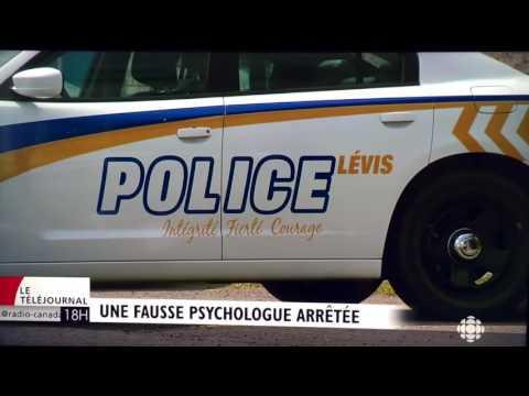 Attention!!! Eugenie-Melanie Chisholm Fausse Psychologue - Levis