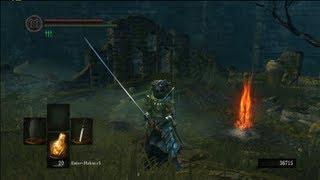 Dark Souls - Gwyn must be slain by a Woman(616HP)