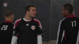 New York Red Bulls: Meet Sacir Hot
