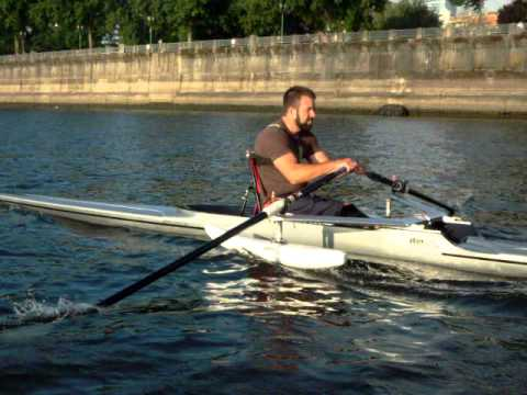 Station L Rowing Club - Adaptive Practice - Video #2