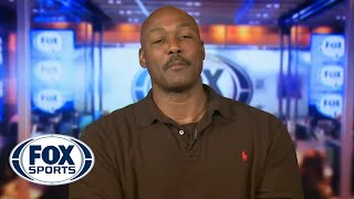 Karl Malone calls out Brock Lesnar on FOX Sports 1