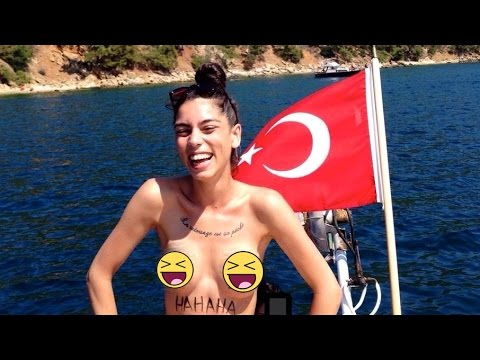 Turkish Women Shamed For Laughing In Public? video