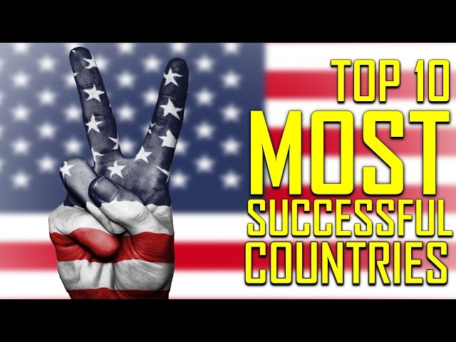 Top 10 Most Successfull Countries