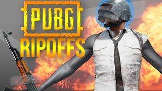 PlayerUnknown's Clones  - 10 PUBG Rip Offs