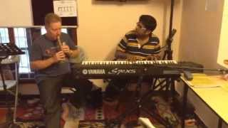 Minnaram theme music in recorder