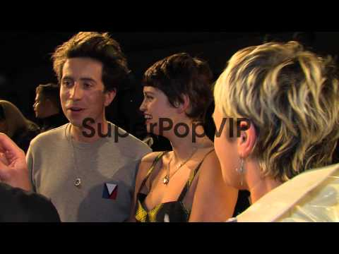 Nick Grimshaw, Pixie Geldof at House of Holland A/W 2013 ...