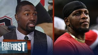 Greg Jennings believes addition of Sanu is huge pick up for the Patriots | NFL | FIRST THINGS FIRST