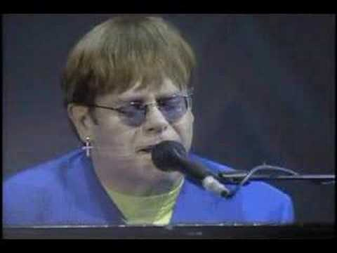 Elton John - I Guess That's Why They Call It The Blues