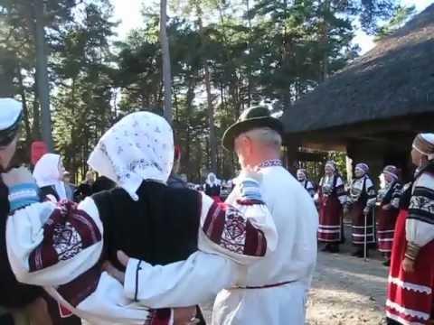 Seto mihalapäiv - Seto polyphonic singing on Michaelmas Day