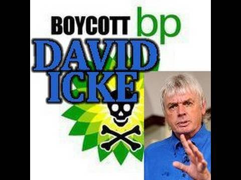 David Icke Speaks Out Against BP's Oil Disaster