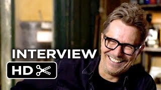 Dawn of the Planet Of The Apes Interview - Gary Oldman (2014) - Sci-Fi Action Movie HD