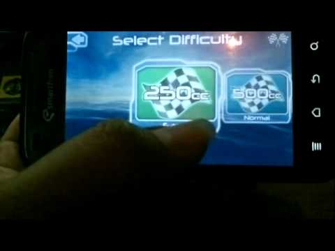 Smartfren Andromax-i - Riptide GP(Test Game HD)