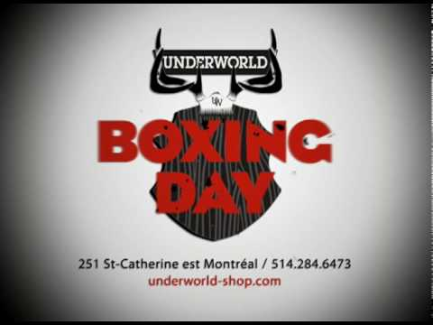 UW - BOXING DAY SALE 2009