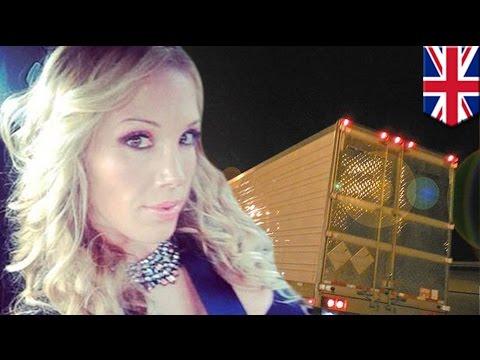 Gwiazd Porno Rebecca More Rusza W Seks Trasę. video
