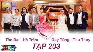 VỢ CHỒNG SON | Tập 203 FULL | Tấn Đại - Hà Trâm | Duy Tùng - Thu Thủy | 090717 💑