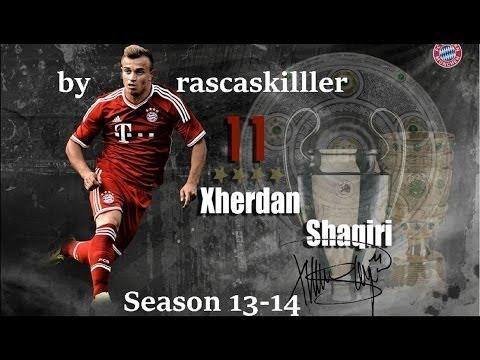 Xherdan Shaqiri | Best Skills & Goals #Season2014-13