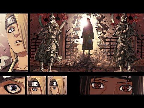 Naruto Shippuden - Deidara's Theme (Unscribble Remix)