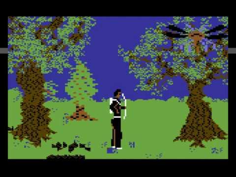 C64 Longplay - Beyond Forbidden Forest (HQ)