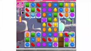 How to play Candy Crush Saga Level 351 - 3 stars - No booster