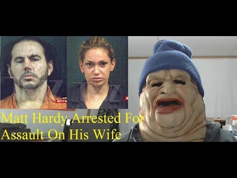 Matt Hardy Arrested For Assault On His Wife