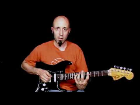Guitar Lesson - Chris Buono - Funk Fission - Introduction